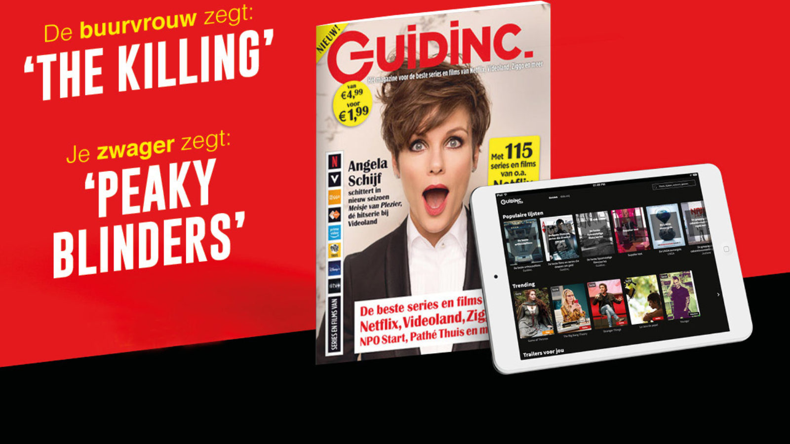 GUIDINC: ON DEMAND MAGAZINE